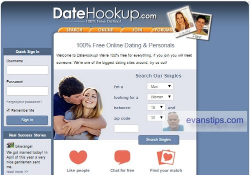 Free Online Hookup Site And Chat Website