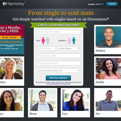 Find your girlfriend on dating sites