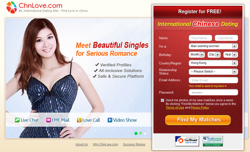 chinese dating service